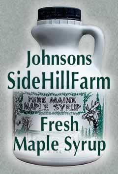 Maple Syrup for Sale