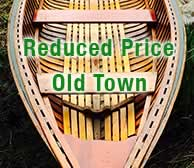 Old Town Fishing Boat for Sale