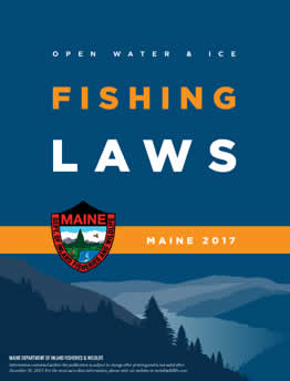 maine fishing regulations and links to buy your license online